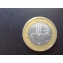 Moneda 20 Conmemorativa Octavio Paz Año 2000