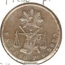 Peso De Balanza 1873 Potosi