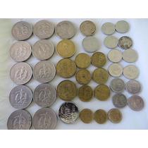 Lote Coleccion De Monedas Antigüas