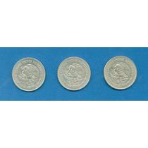 $50 Coyolxauhqui · Las Tres Acuñadas: 1982 · 1983 · 1984