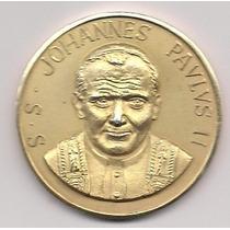Super Ganga, El Papa Juan Pablo Ii Plata Pura Ley 0.999