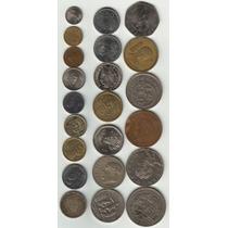 22 Monedas Antiguas Mexicanas, Impecables (por Lote)... Fn4