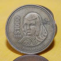 Moneda De 1000 Pesos Año 1988