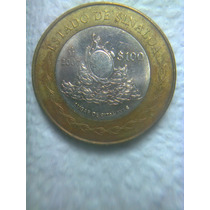 100 Pesos Edo De Sinaloa 2007