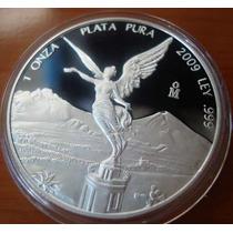Moneda 1 Onza Libertad Acabado Proof 2009 !!