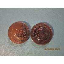 Mrm Moneda 200 Pesos 74 Aniv. Revolucion Mexicana