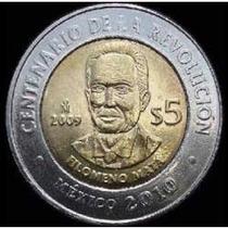Monedas Conmemorativas De 5 Pesos, ¿cual Te Falta?