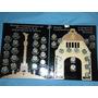Colección De Monedas De 5 Del Bicentenario Y Centenario