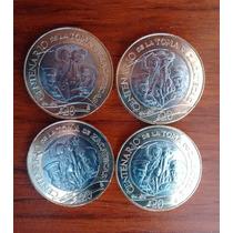 Monedas Colección Veinte Pesos,zacatecas