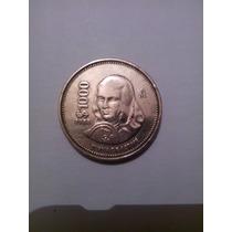 Moneda De 1000 Pesos Mexicanos 1988