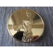 Moneda Medalla Diosa Madre Tesoros De La Antigua Grecia