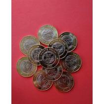 Monedas Colección Veinte Pesos,fuerza Aerea