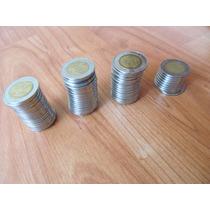 Monedas Conmemorativas De 5 Pesos Bicentenario
