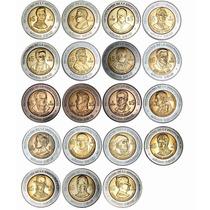 Coleccion De Monedas De Revolucion E Independencia De Mexico