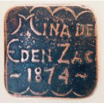 Moneda (carga De Metal) 1874