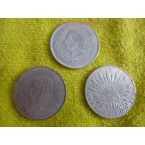 Monedas 8 Reales 5 Pesos Hidalgo Y Carranza