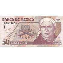 50 Pesos Morelos