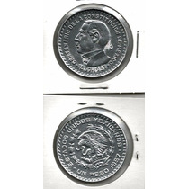 Peso De Juarez Ley 0.100
