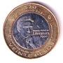 Moneda De Octavio Paz Año 2010 $20 Sin Circular En $100 Rm4