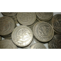 Monedas 20 Pesos 1982 A 1984