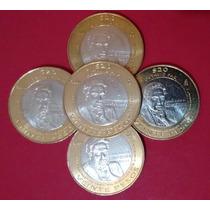 Monedas Coleccion 20 Veinte Pesos Octavio Paz Año 2010