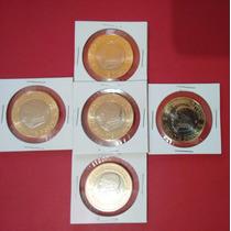 Monedas Coleccion 20 Veinte Pesos Morelos