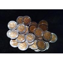 Monedas $5 Bicentenario Sueltas