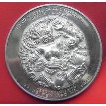 Medalla México Coyolxauhqui Año 1978 Plata