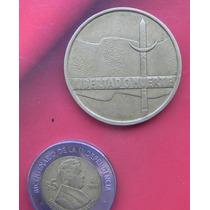 Medalla Uruguay N$ 5 Sesquicentenario De Mdcccxxv Uruguay