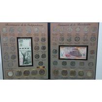 Colección De Billetes Y Monedas Bicentenario Y Especiales