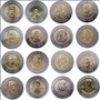 Monedas 5 Pesos Bicentenario Independencia Mexico Coleccion