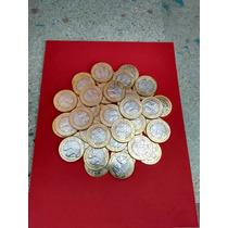 Coleccionables Monedas 20 Veinte Veracruz Sin Circular