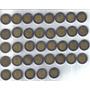 Coleccion Completa De Monedas De 5 Pesos De La Independencia