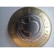 Monedas $20 Pesos Conmemorativas Soldado Ejército Mex 2013