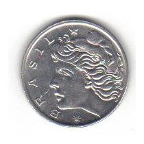 50 Centavos 1967 Moneda De Brasil - Hm4