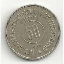 Jordania 50 Fils (1949)