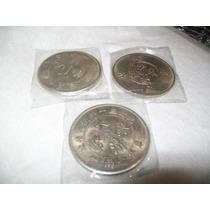 Gcg 1 Lote De 3 Monedas Chinas De Metal De La Suerte
