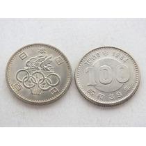 Moneda Coleccionable Olimpiadas De Tokio 1964