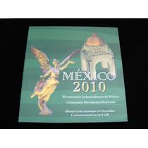 Album Para Monedas $5 Bicentenario