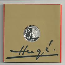 Tintin 20 Euros De Plata Belgica (2007) Proof