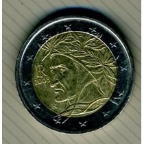 Moneda De 2 Euros Italia