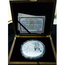Moneda De 1 Kilo Samurai