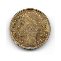Moneda Francia 50 Centimos (1940)