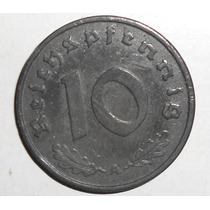 Moneda De A 10 Alemania Nazi 1942