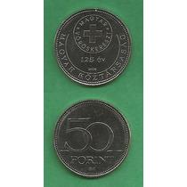 Grr-moneda De Hungría 50 Forint 2006 - Cruz Roja