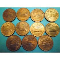 Lote Monedas 20 Centavos De Piramide Fechas Dif Sin Circular
