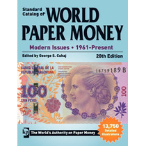 Catálogo De Papel Moneda World Paper Money Edición 2015