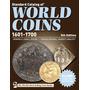 Catálogo De Monedas World Coins 1601-1700 5th Edición