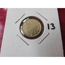 #13 Moneda Del Mundo España 1993 Jacobeo