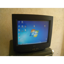 Vendo Monitor Dell Mod. E551 Negro De 15